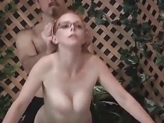 Dad gives not daughter sex education WF close-up films